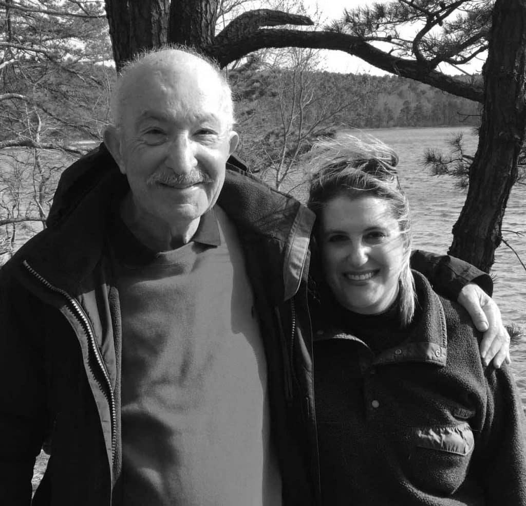 Peter Kraus and Olivia Kraus
