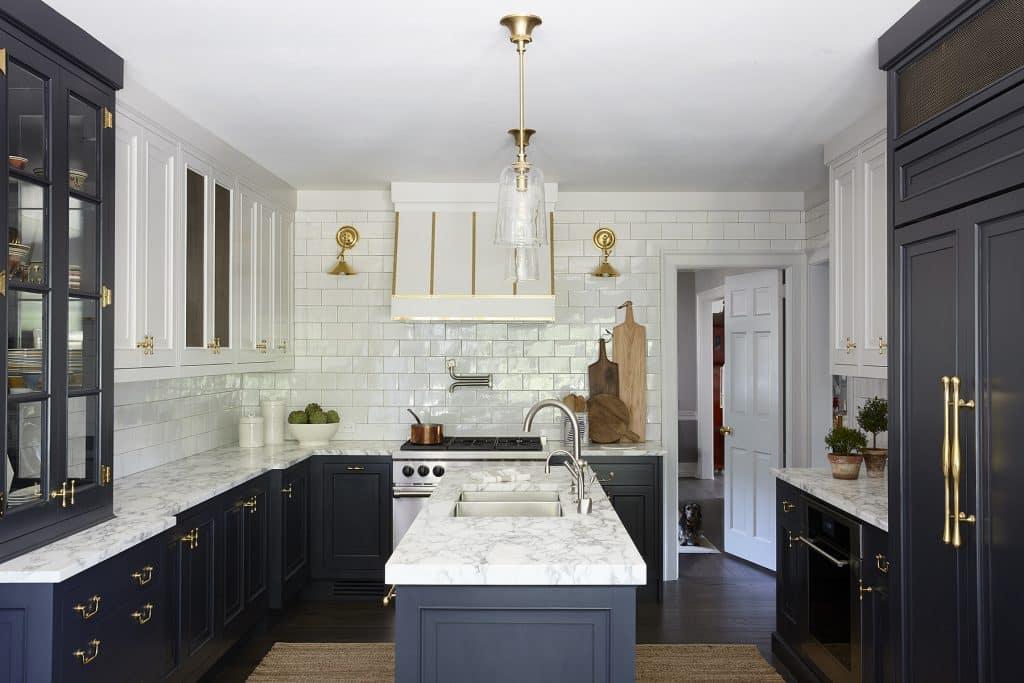 Barbara Sallick's kitchen