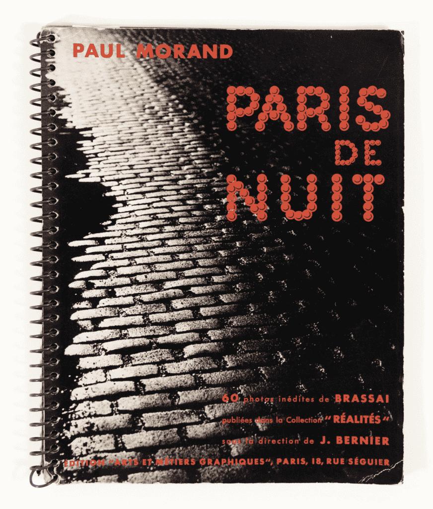 Paris de Nuit, 1932, Brassaï
