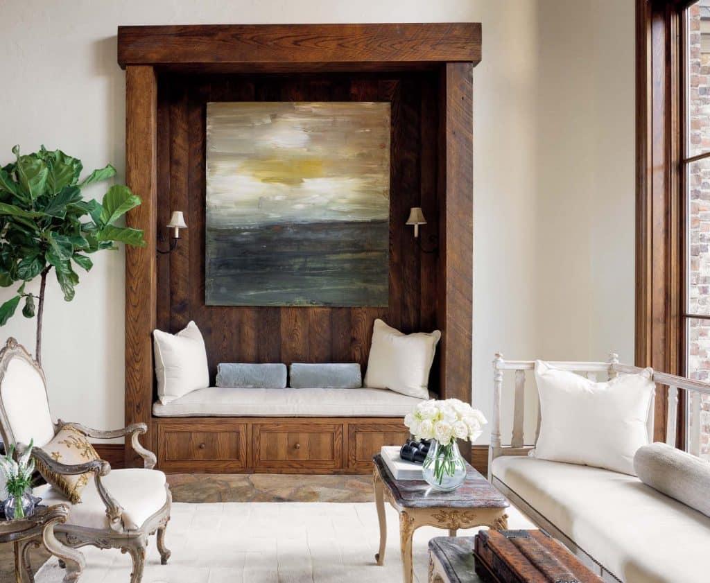 Tara Shaw living room