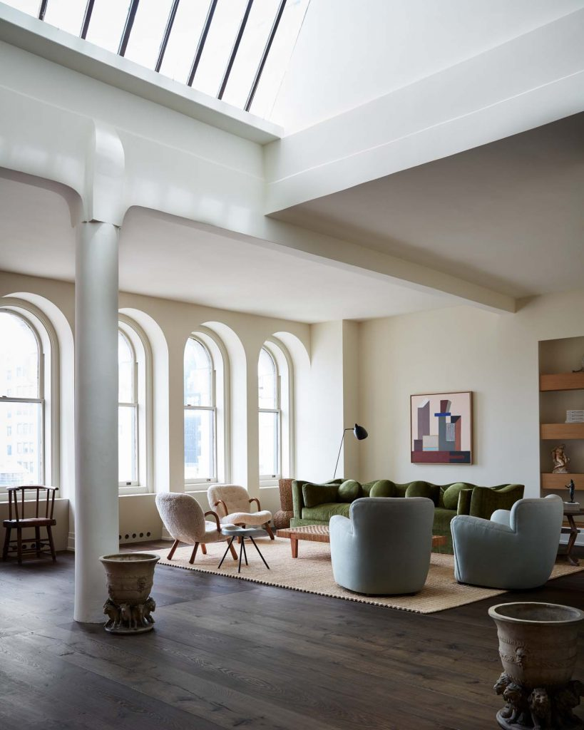 living space by Giancarlo Valle