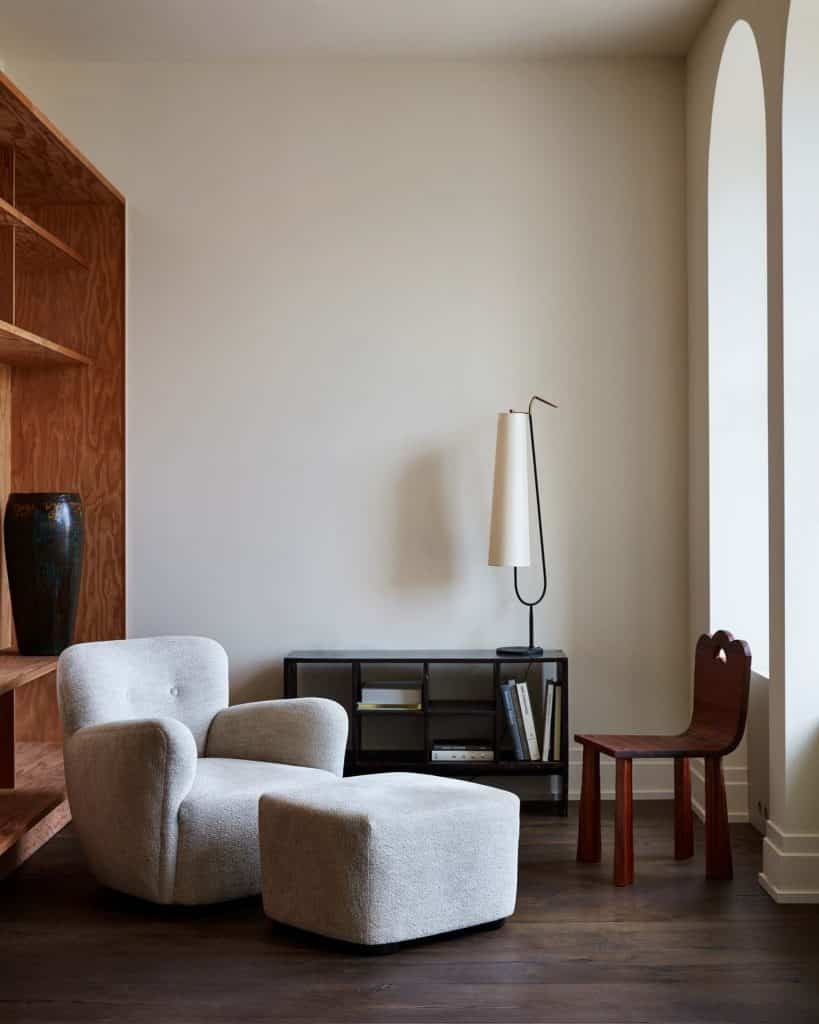 sitting room by Giancarlo Valle