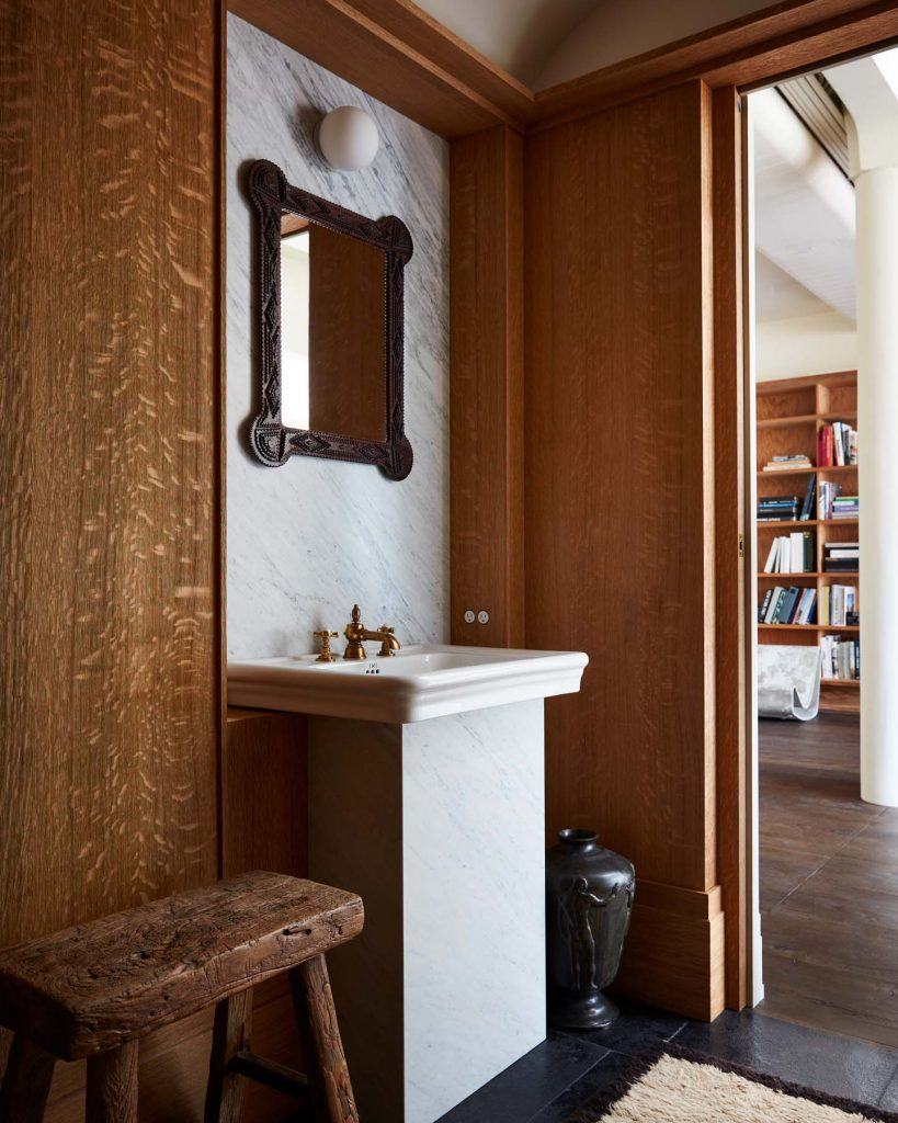 bathroom by Giancarlo Valle