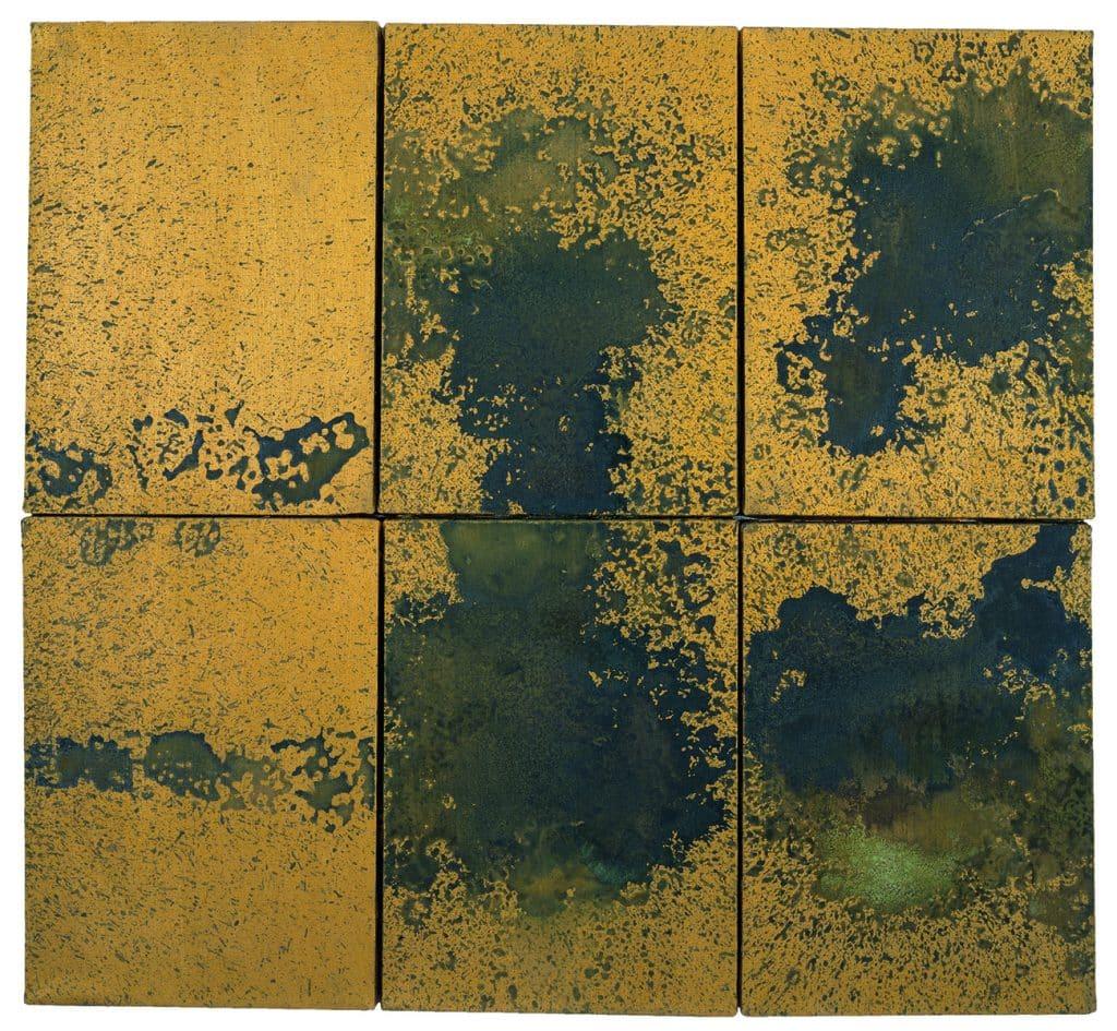 Andy Warhol's Oxidation, 1977–78