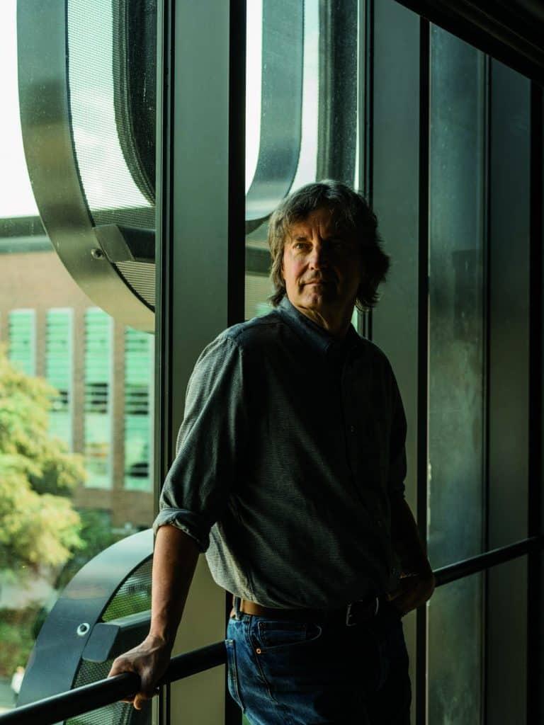 Architect Tom Kundig Olson Kundig portrait