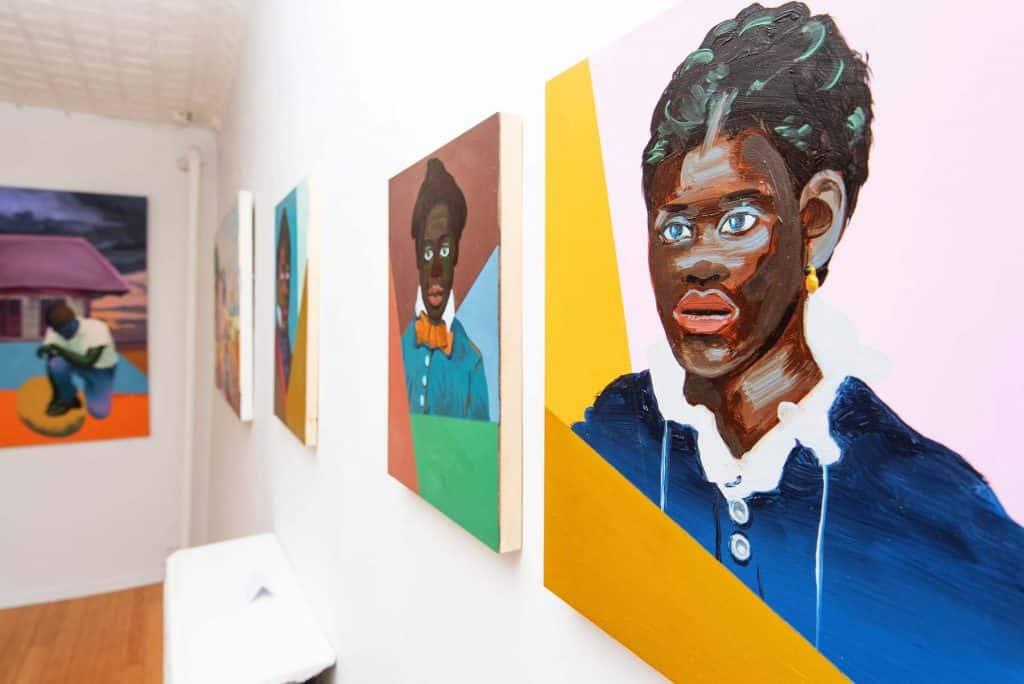 Ground Floor Gallery exhibition view