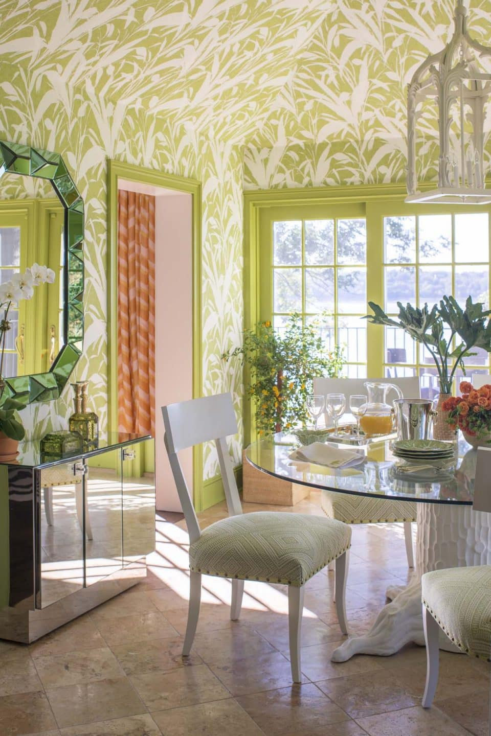Meg Braff Creates Gracious Interiors with a Southern Accent