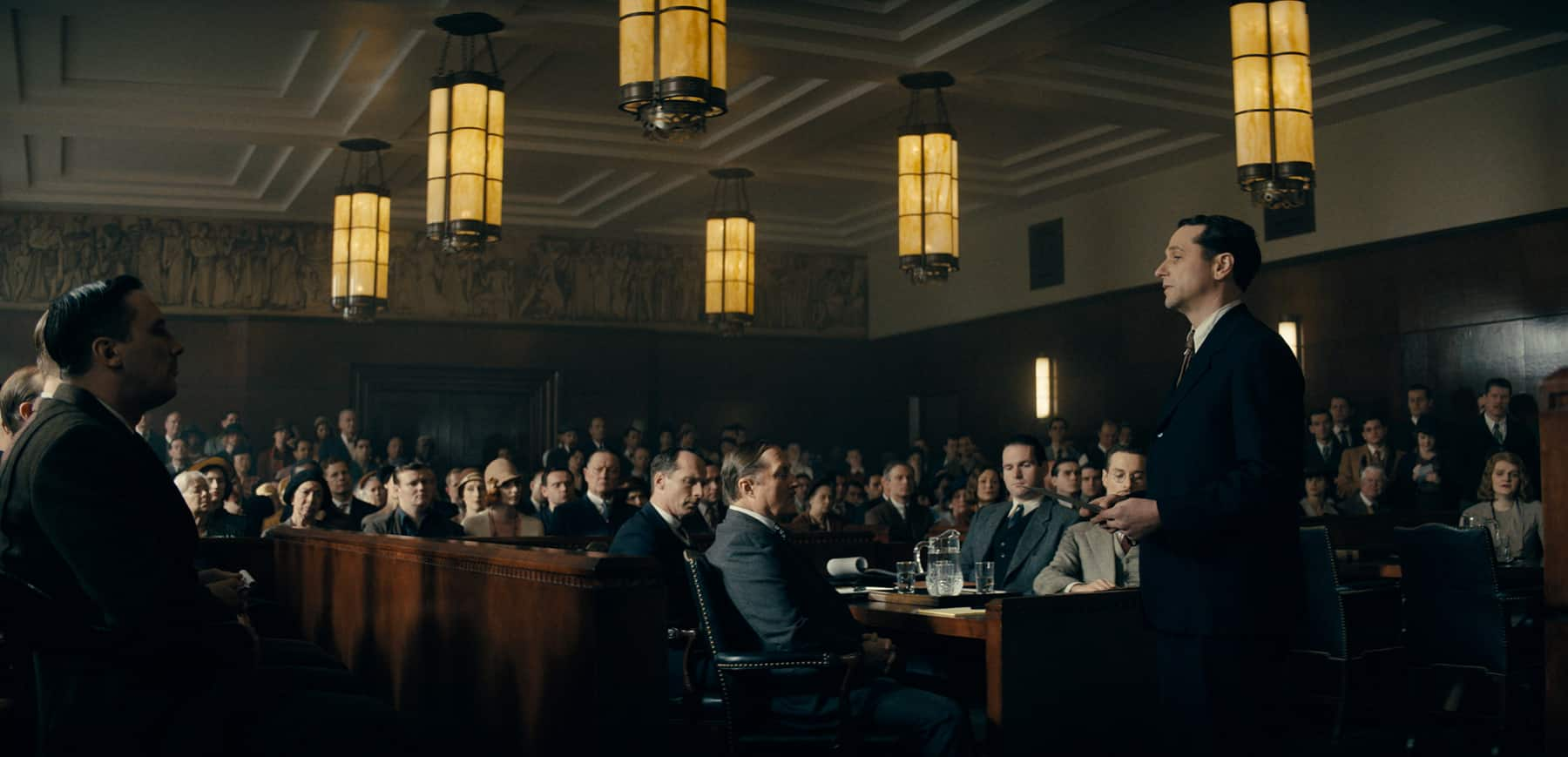 HBO Perry Mason courtroom