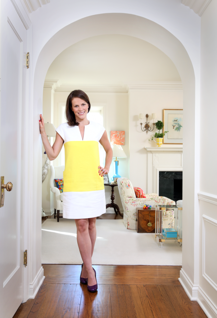 Jenny Brown interior designer