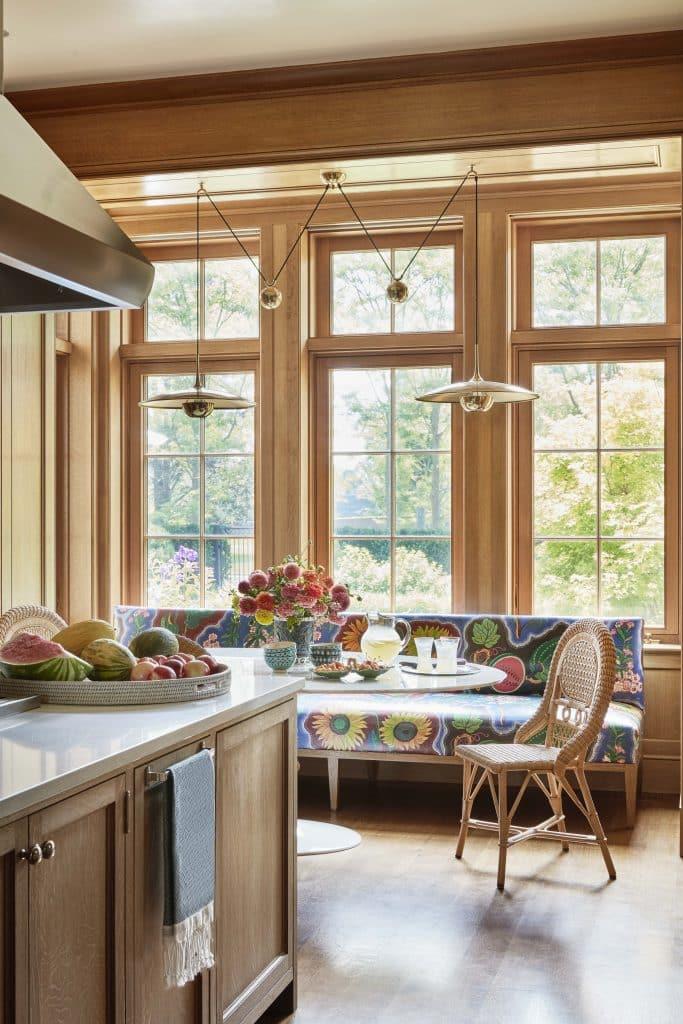 Bridgehampton, New York, kitchen by Katie Ridder