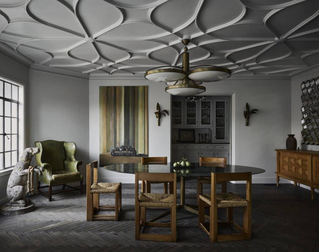Ray Azoulay dining room