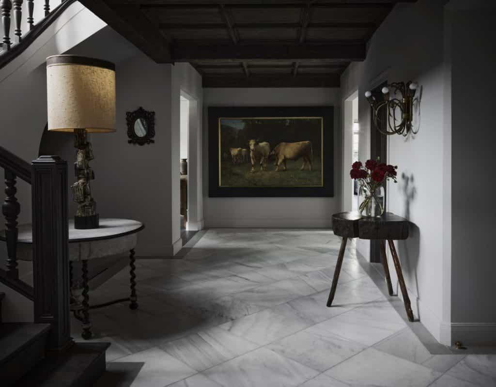Ray Azoulay foyer