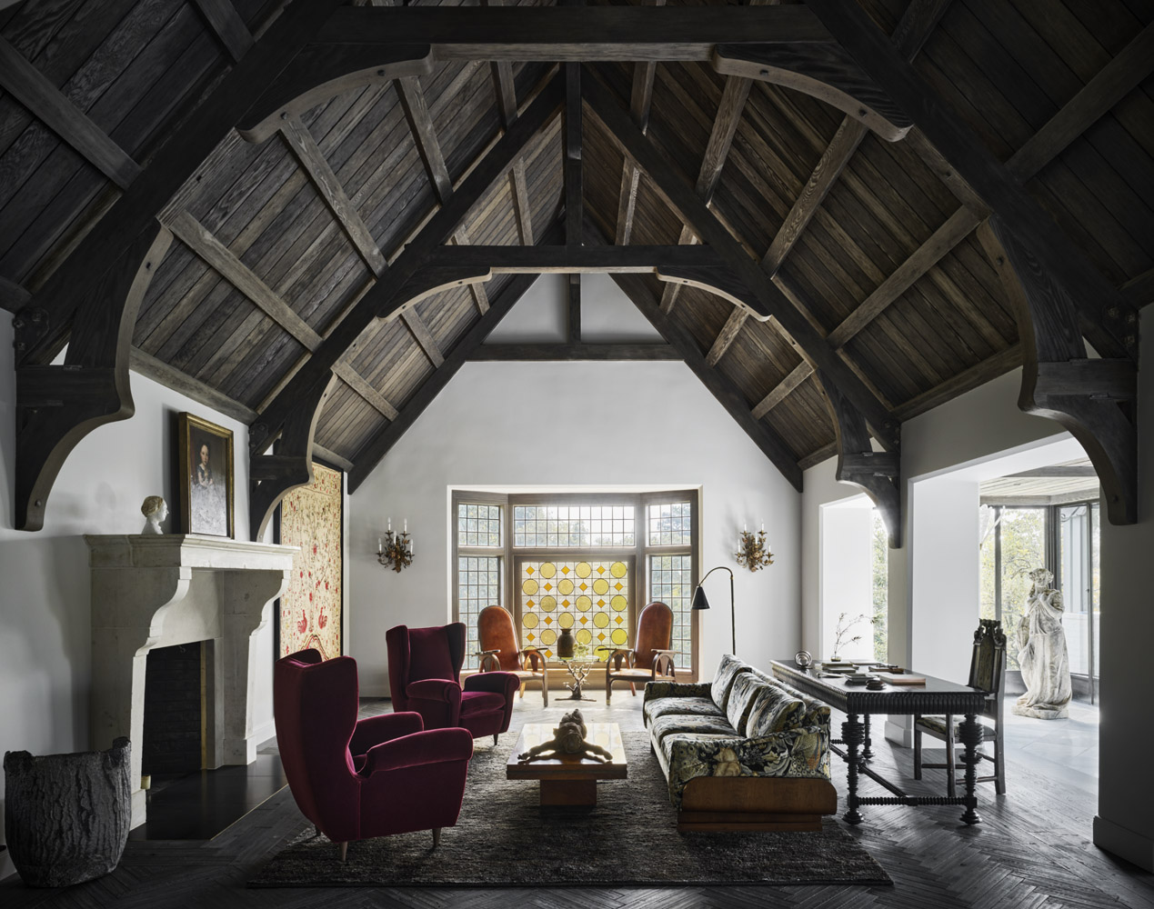 Ray Azoulay living room