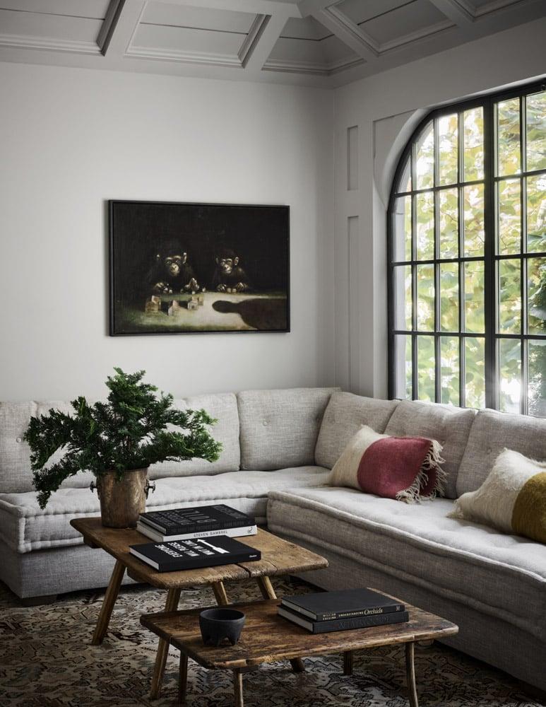 Ray Azoulay sitting room