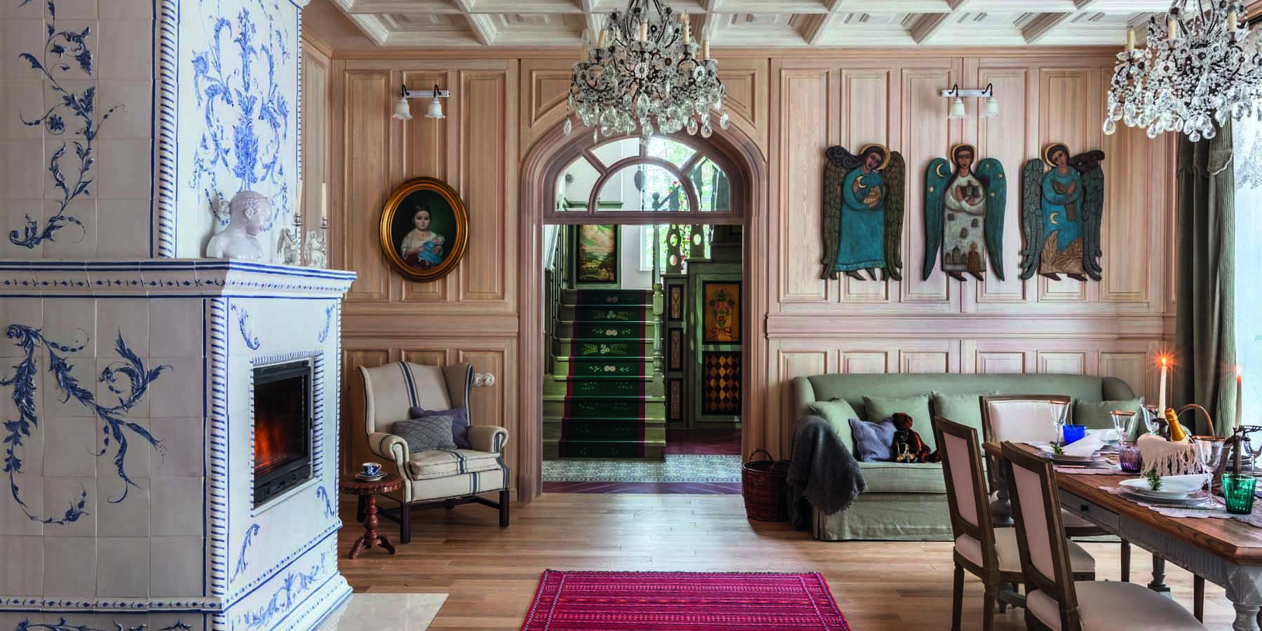 Discover The Most Beautiful Interiors From Around The World 1stdibs Introspective