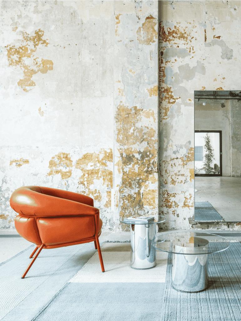 Stephen Burks Grasso armchair