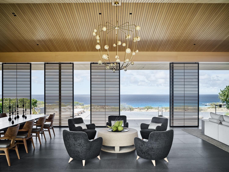 Hawaii lounge area by Nicole Hollis