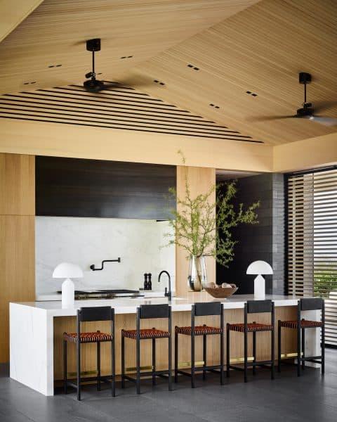 Hawaii kitchen by Nicole Hollis