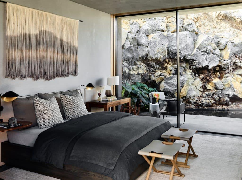 Hawaii bedroom by Nicole Hollis