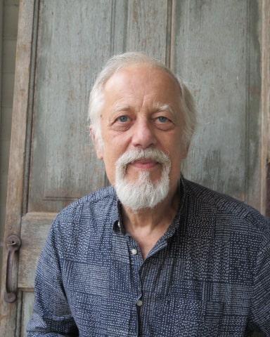 Photo of Aarne Anton, owner of American Primitive Gallery