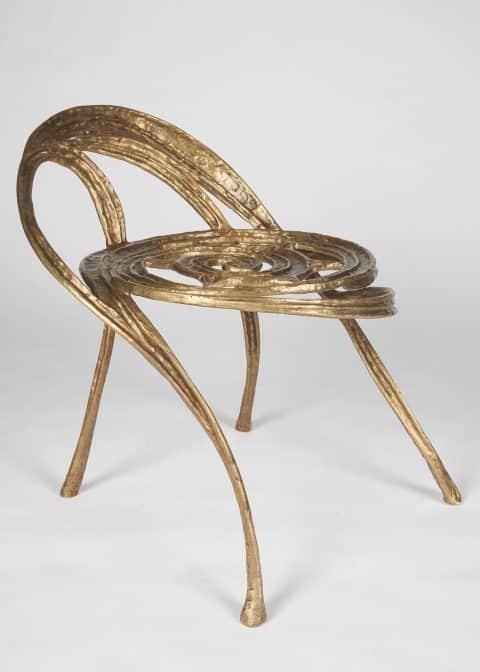 Franck Evennou's Phoenix side chair