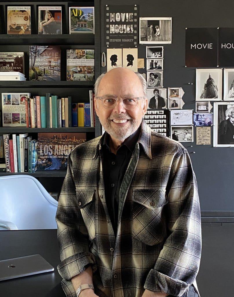 Interior designer Stephen Shadley