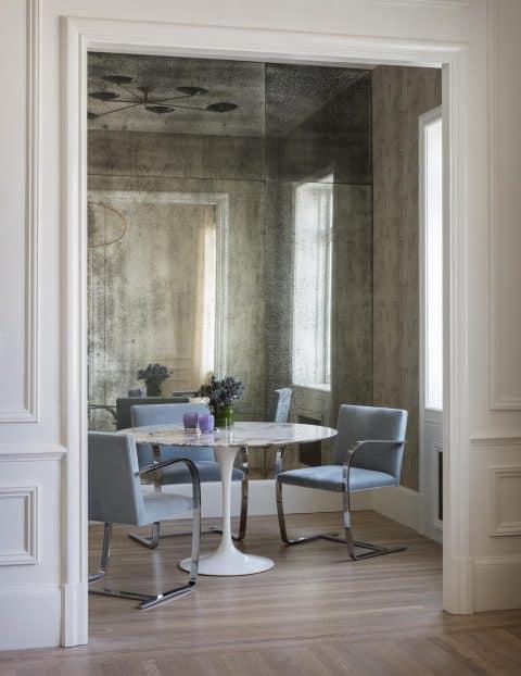 Alison Pickart dining area