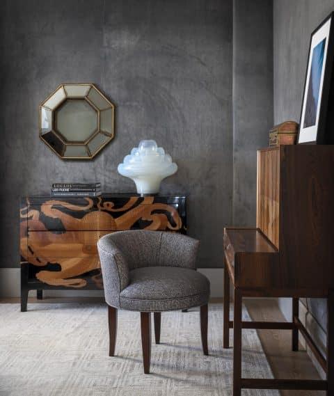 Alison Pickart sitting room