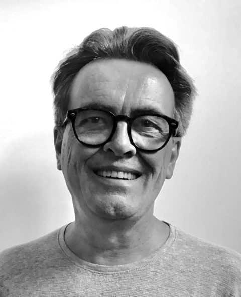 "Artist and furniture designer Franck Evennou, the subject of ""Avenue Evennou,"" a joint exhibition by Manhattan galleries Bernd Goeckler and Maison Gerard"