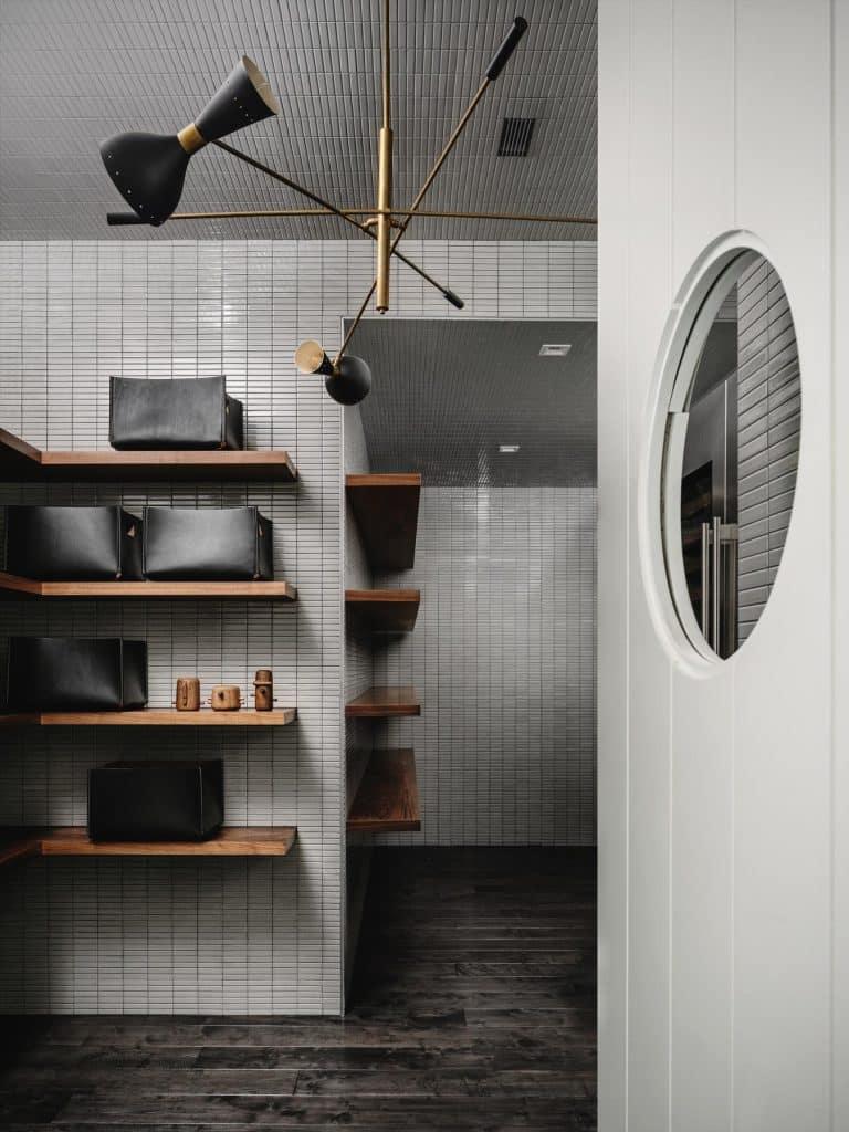 Melanie Raines Austin office/pantry
