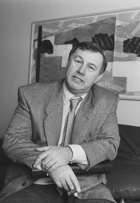 Terence Conran in 1985