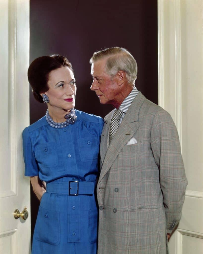 The Duke and Duchess of Windsor in 1971