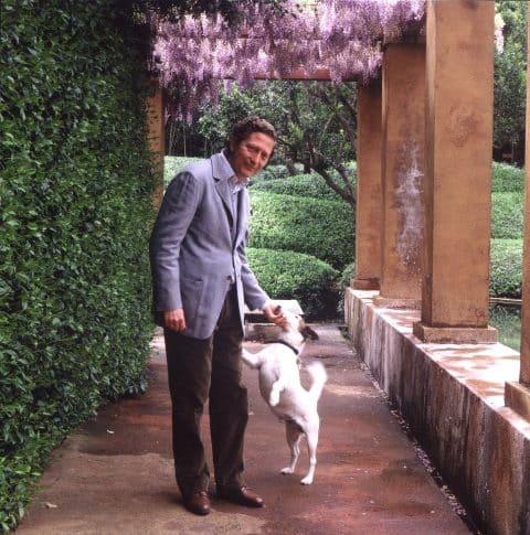 Spanish gardener Fernando Caruncho