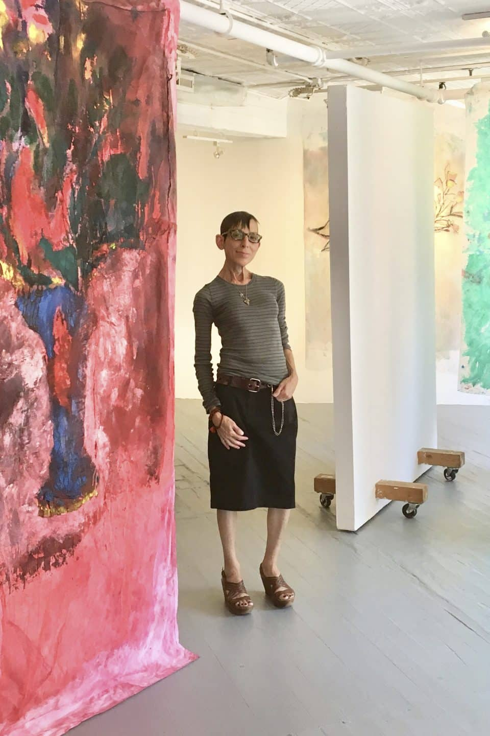 Ivy Brown's Meatpacking District Gallery Is a Space Where Creatives Can Play