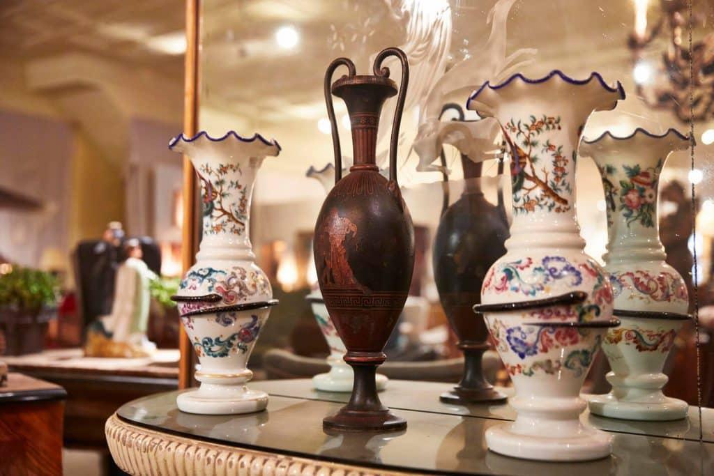 Arenskjold Antiques Hudson New York shop gallery store antiques dealer