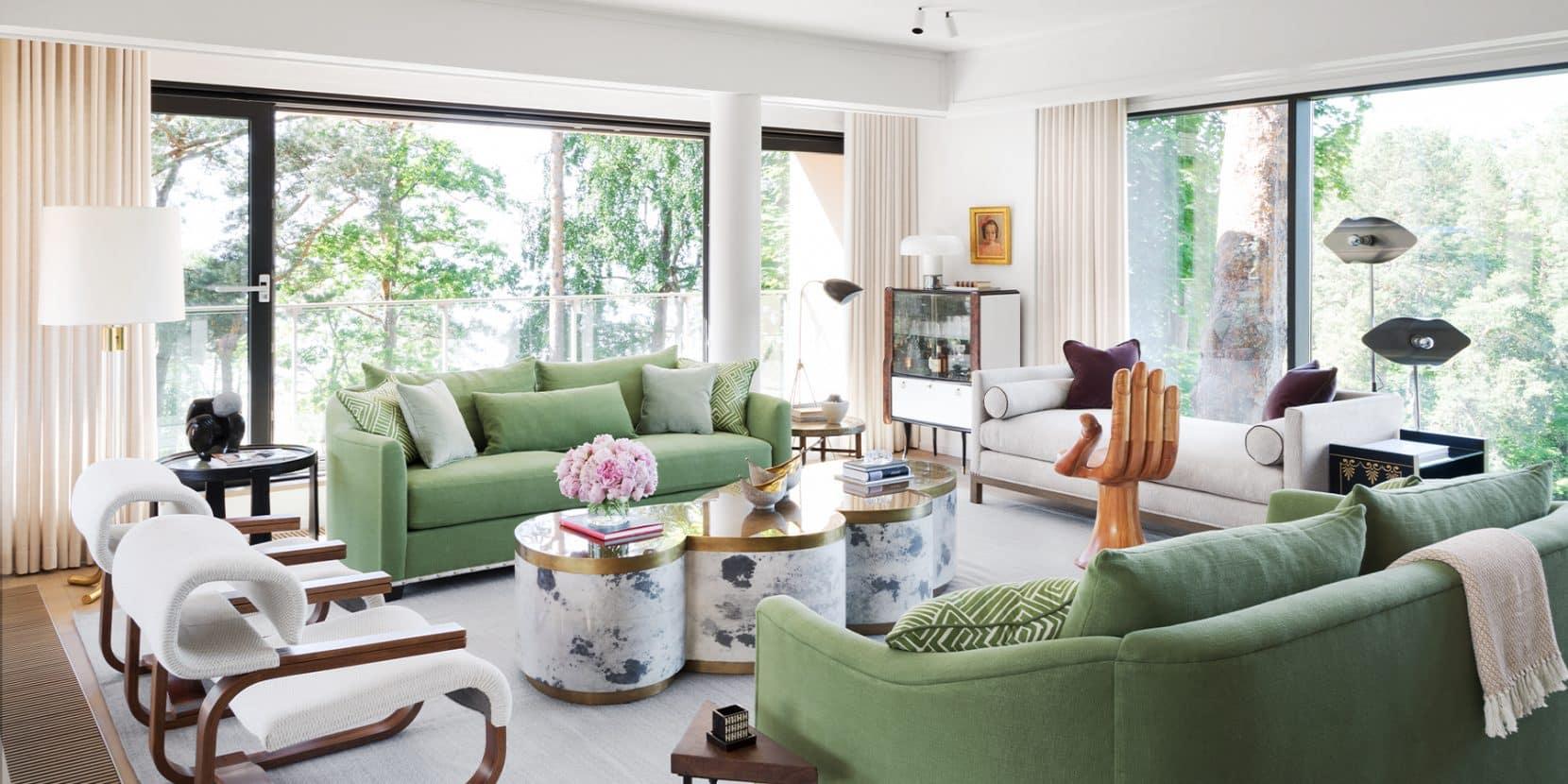 Interior designer Sergejs Ogurcovs SOG Interiors Saulkrasti beach resort Latvia living room