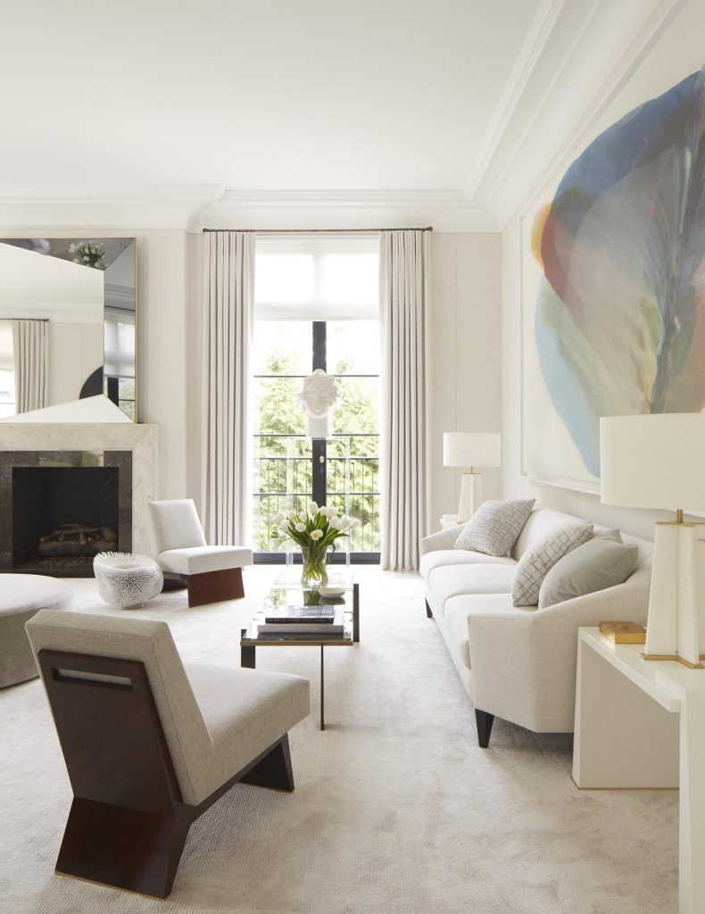 Thomas Pheasant Washington DC living room