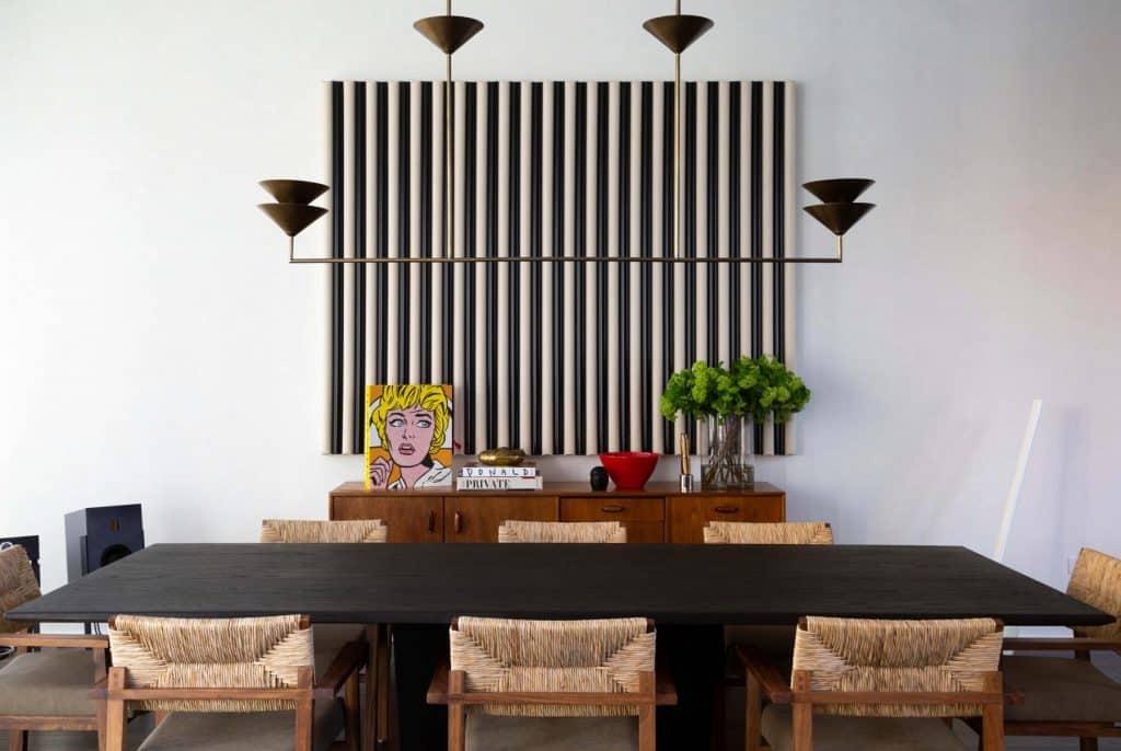 Samuel Amoia dining room New York Soho house
