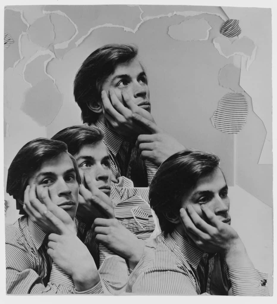 British society photographer Cecil Beaton State Hermitage Museum exhibition Cecil Beaton: Celebrating Celebrity Rudolf Nureyev quadruple portrait