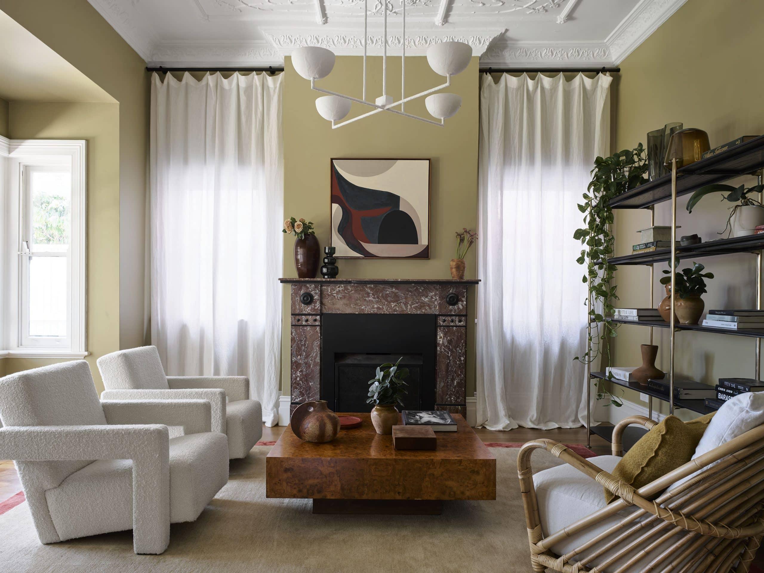 Sarah-Jane Pyke Juliette Arent Arent&Pyke Australian interior designers parlour house Queens Park Sydney