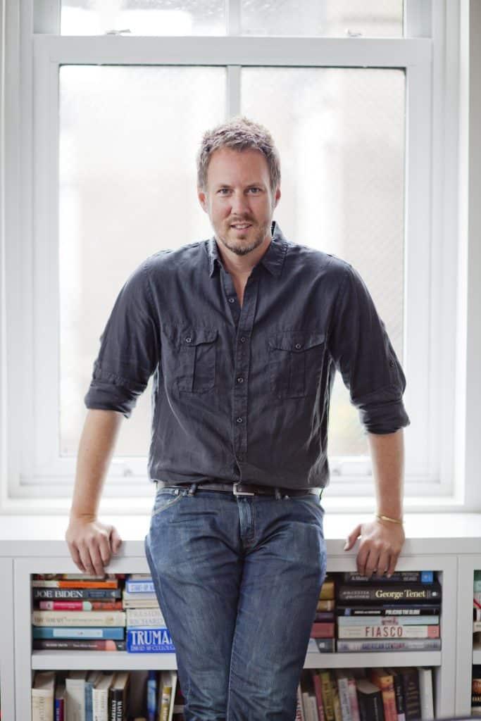 Interior designer Brad Ford Portrait