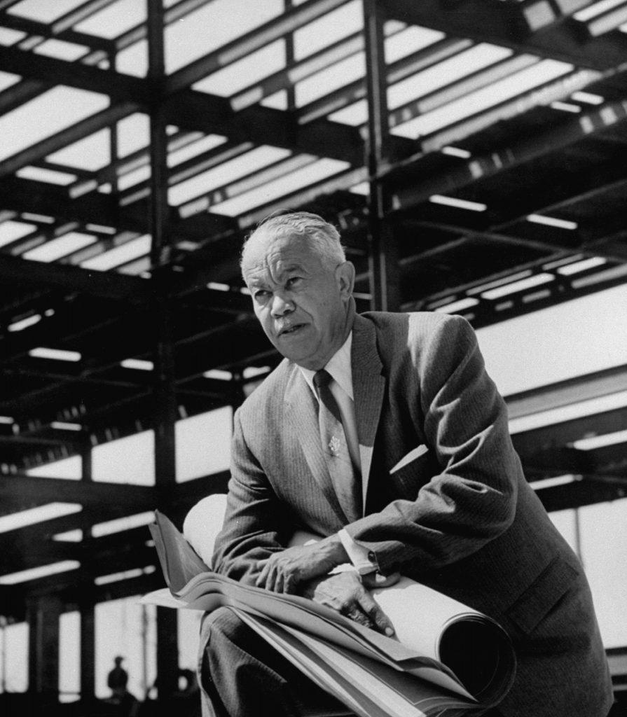 20th century Los Angeles African-American Architect Paul R. Williams