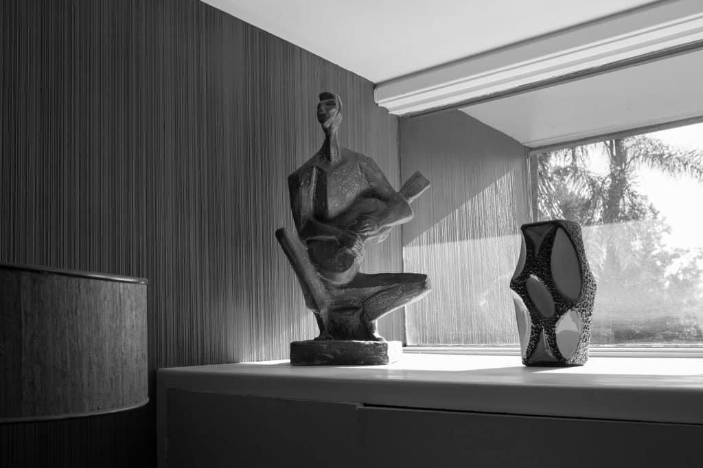 20th century Los Angeles African-American Architect Paul R. Williams Ontario California Usonian House Regarding Paul R. Williams: A Photographer's View Janna Ireland