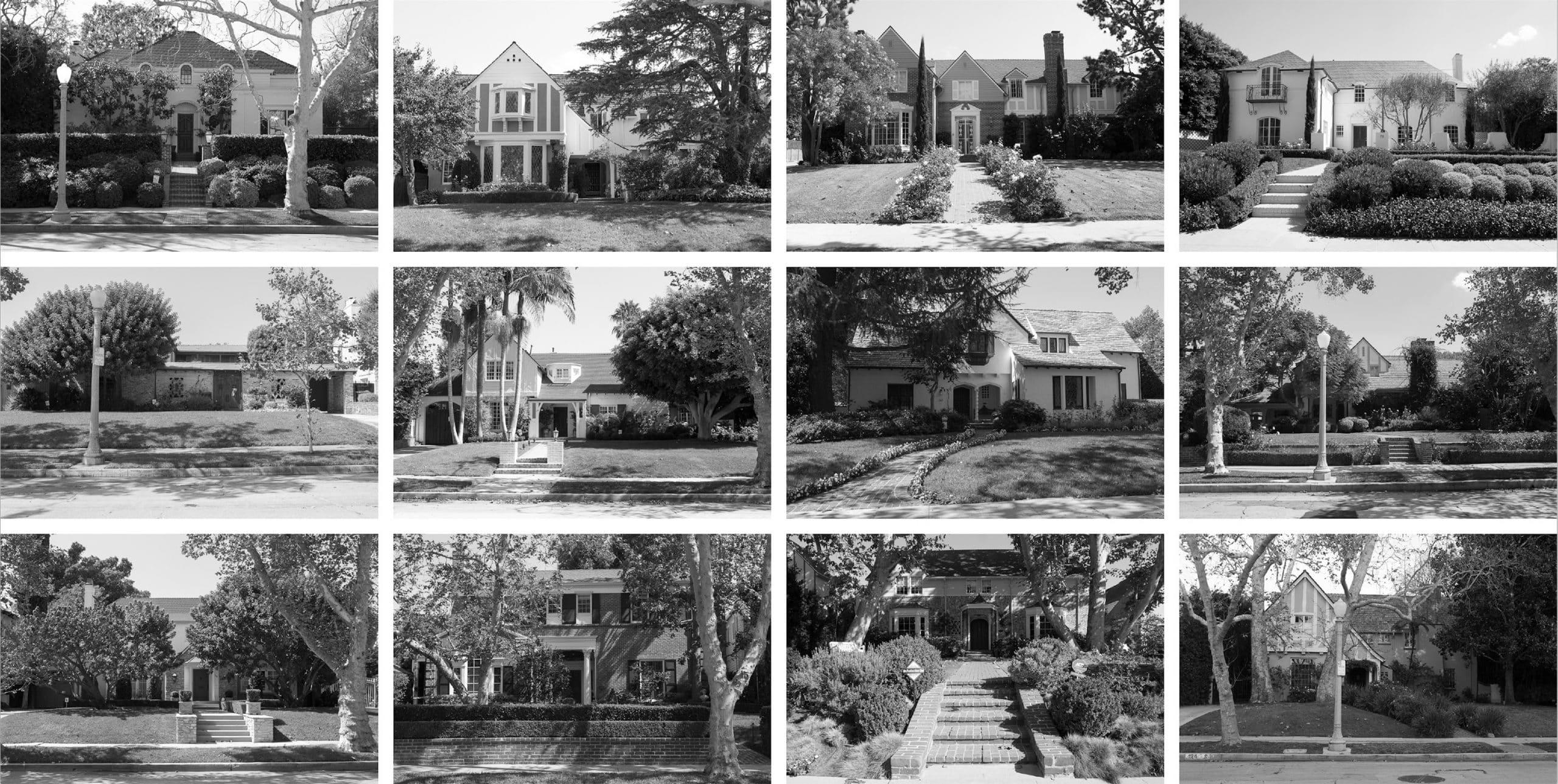 20th century Los Angeles African-American Architect Paul R. Williams Houses Hancock Park Regarding Paul R. Williams: A Photographer's View Janna Ireland