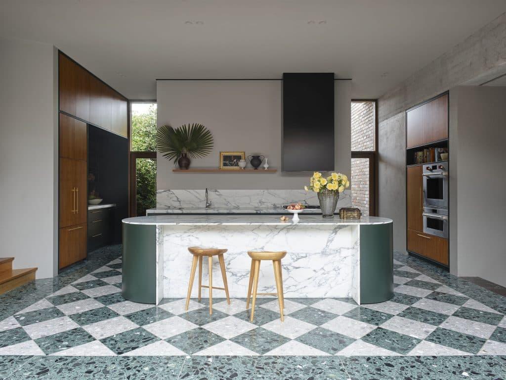 Sarah-Jane Pyke Juliette Arent Arent&Pyke Australian interior designers Garden House kitchen