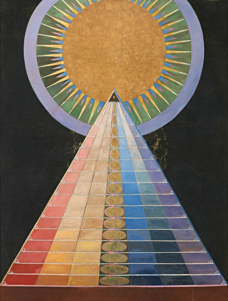 The Hilma af Klint Effect: How the Future-Forward Painter Inspires Artists Today