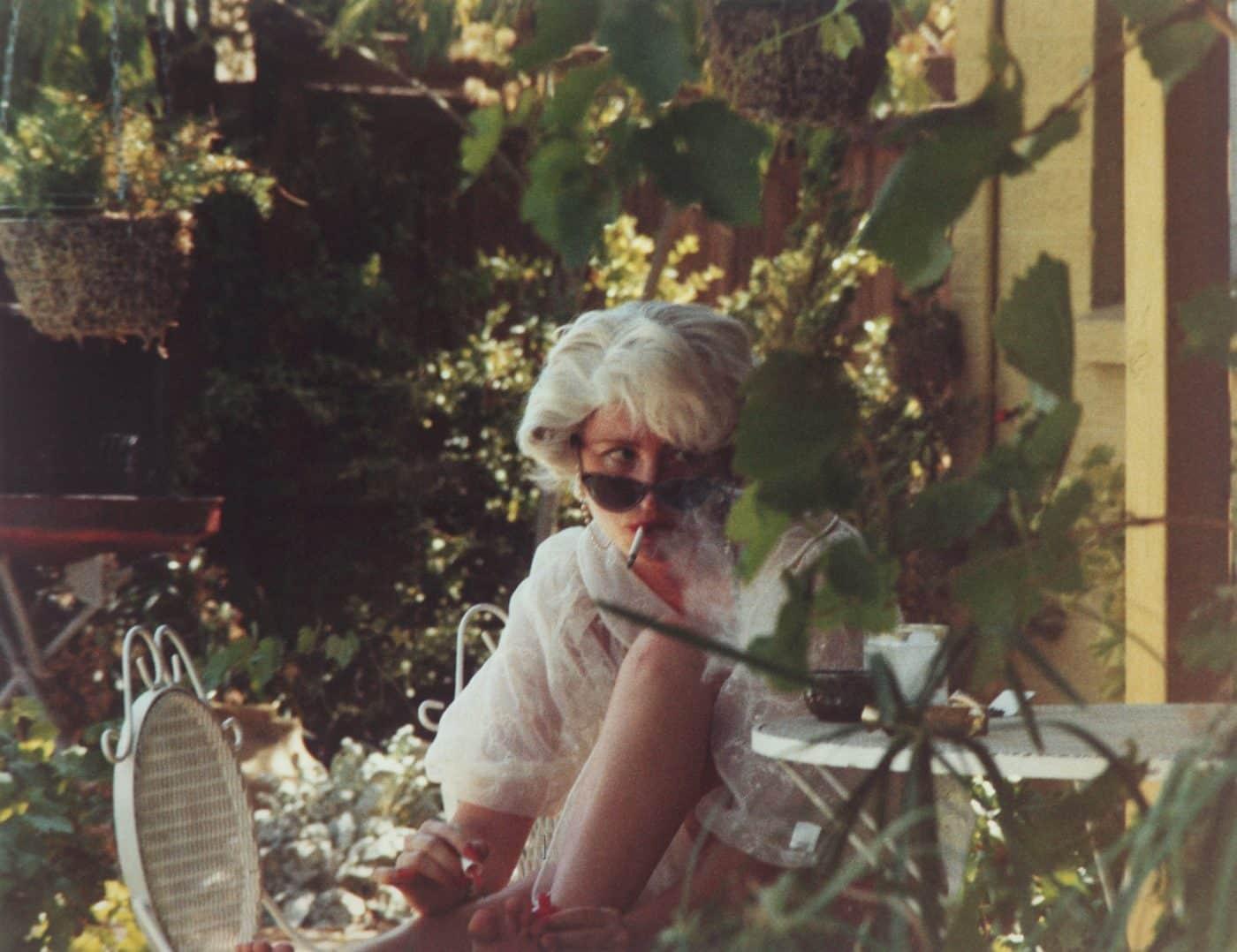 "A self-portrait from Cindy Sherman's ""Untitled Film Stills Series,"" 1979"
