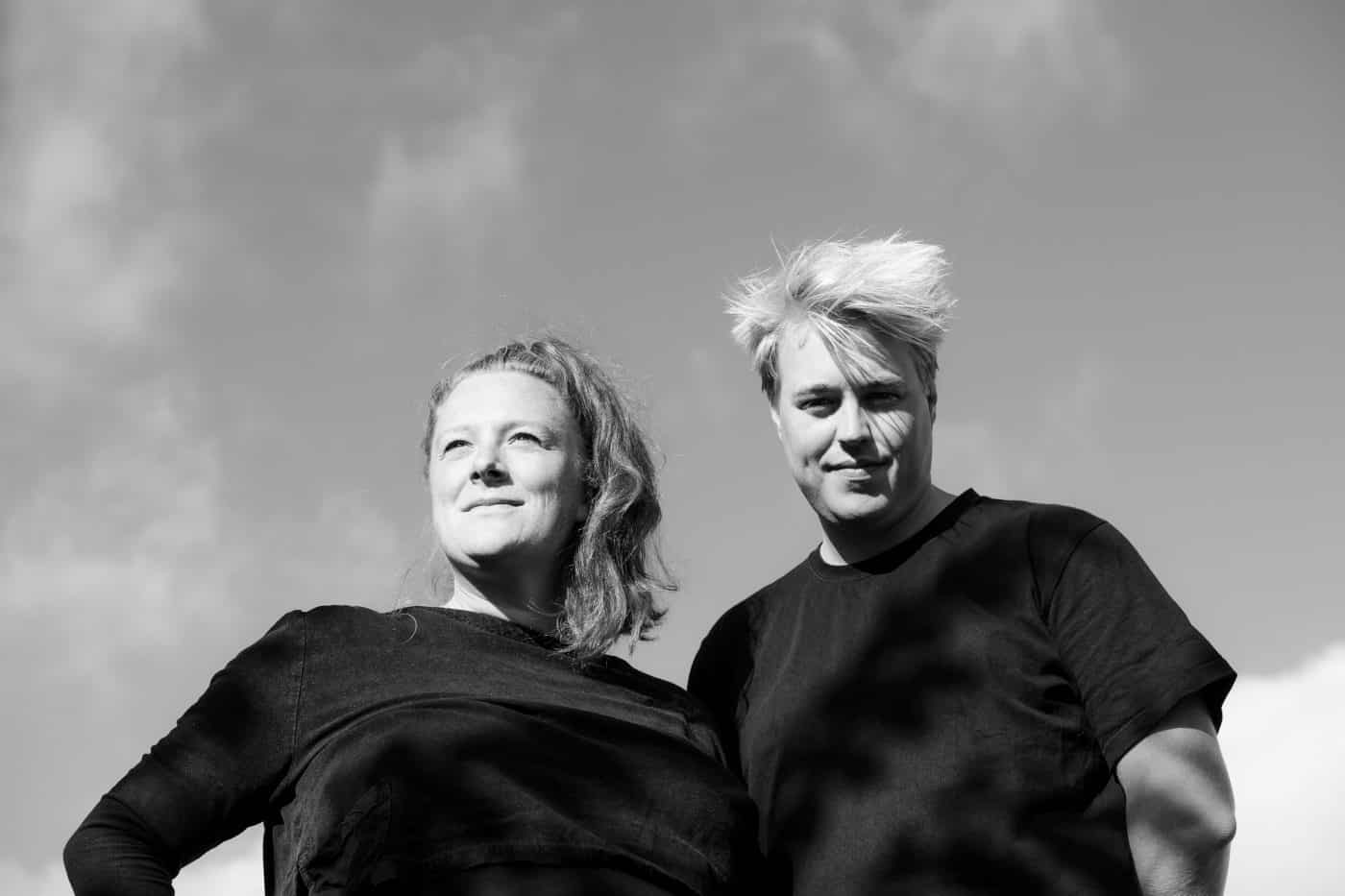 Esther Jongsma and Sam van Gurp of VANTOT