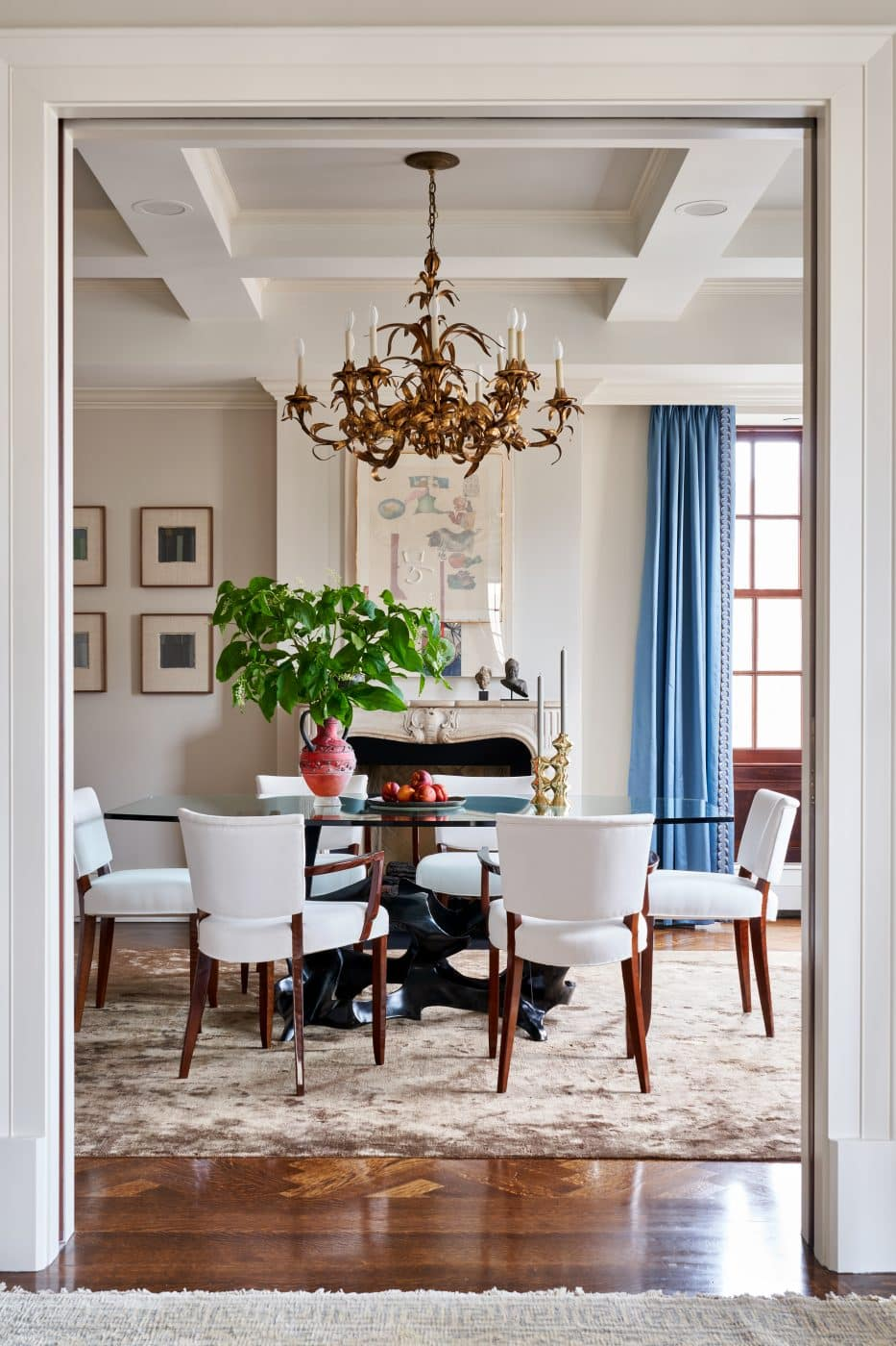 Wesley Moon Park Avenue dining room