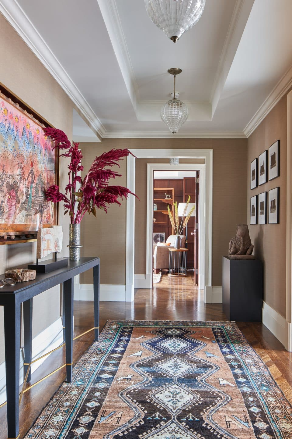 Tour an Upper East Side Triplex Where Sophistication Meets Playfulness